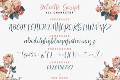 Dolcetto Script Product Image 6