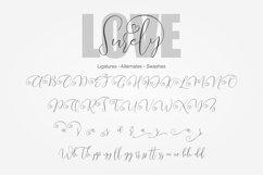 Love Surely   Handwritten Script Product Image 3