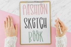 My Sketch - A sketch handwritten font Product Image 5