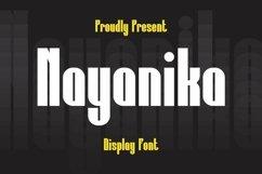 Web Font Nayanika Font Product Image 1