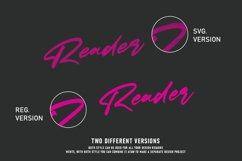 Critical SVG Font | Font Duo Product Image 6