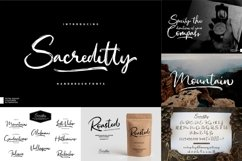 BRUSH CRAFTED Font Bundles Product Image 6