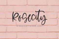 Rosecity Script Product Image 1