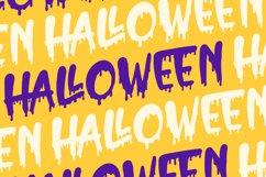 Hello Crush - Halloween Font Product Image 3