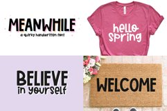 Spring Font Bundle - Fonts for Crafters Product Image 7