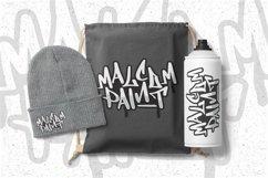Web Font Graffity Marker Font Product Image 4