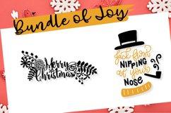 Bundle Of Joy - Christmas SVG Bundle  Product Image 2