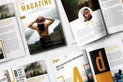 Magazine Template Product Image 1