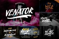 BRUSH CRAFTED Font Bundles Product Image 5