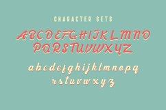 Danilla Font + Premade Logos Product Image 4