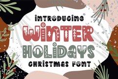 Winter Holidays Product Image 1