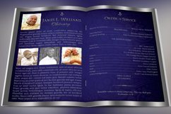 Dignity Funeral Program Template Bundle Publisher Word Product Image 5