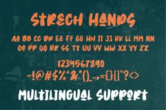 Strech Hands - Bold Brush Font Product Image 4