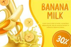 Banana Pastry - Brush Display Font Product Image 6