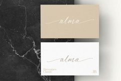 Miarlem - A Modern Calligraphy Font Product Image 6