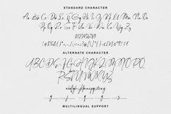 Sign Rathi - Signature Font Product Image 6