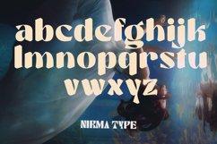 Nirma - Display Font Product Image 4