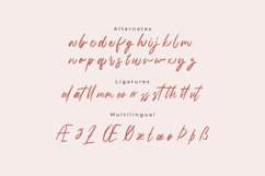 Sussane - Two Style Calligraphy Font Product Image 2