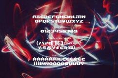 Lixdu Futuristic Font Product Image 6