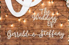 Bride and Groom - A Wedding Font Duo Product Image 6