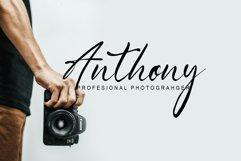 Anasya - Handwritten font Product Image 6