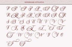 The Briantone - Elegant Script Font Product Image 6