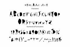 Minime color font Product Image 6