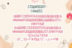 Strawberry Cookies Product Image 4