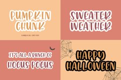 The Fall Font Bundle Product Image 3
