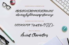 Yorkside Modern Calligraphy Font Product Image 6