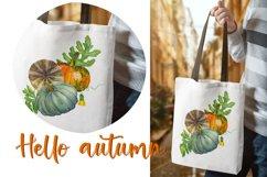 Fall Clip Art, Fall Graphics Set, Thanksgiving Clip Art Product Image 5