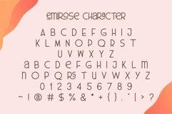 Emirose  Sweet&ElegantFont  Product Image 6