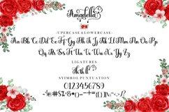 Amadella Script Product Image 6