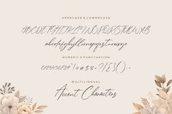 Jacquelina Beautiful Handdrawn Font Product Image 6