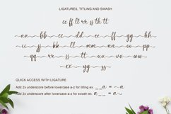 Katagiri - Handwritten Font Product Image 6
