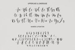 Pigade   handwritten font Product Image 3