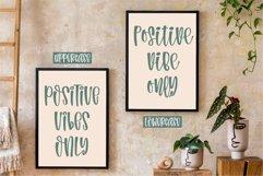 Bohemian Wedding- An informal handwritten font Product Image 6