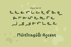Calli Cat - Layered Display Font Product Image 6