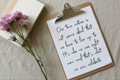 Modien - Stylish Handwritten Font Product Image 6