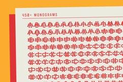 Monogram Holder - Display Font Product Image 6