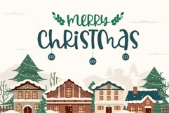 Christmas Memories - A quirky handwritten font Product Image 4