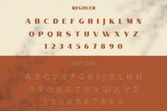 Verilet Font Product Image 6