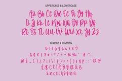 Watermelon Shortcake | handwritten font Product Image 3