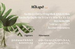 Mikane Jellie Font Duo Serif & Script Product Image 6
