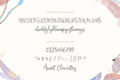 Indian Feather Beautiful Handdrawn Font Product Image 6