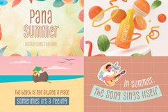 The Summer Vibes Collection Font Bundles Product Image 4