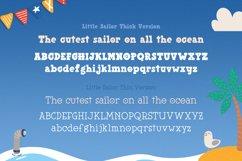 Little Sailor Font Duo Product Image 6