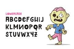 Mini Zombie Font Product Image 4