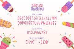 Sunshine Tomorrow Font Product Image 6