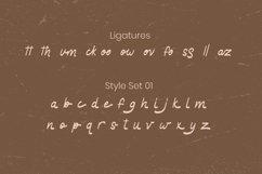 Qicka - Handwritten Font Product Image 6